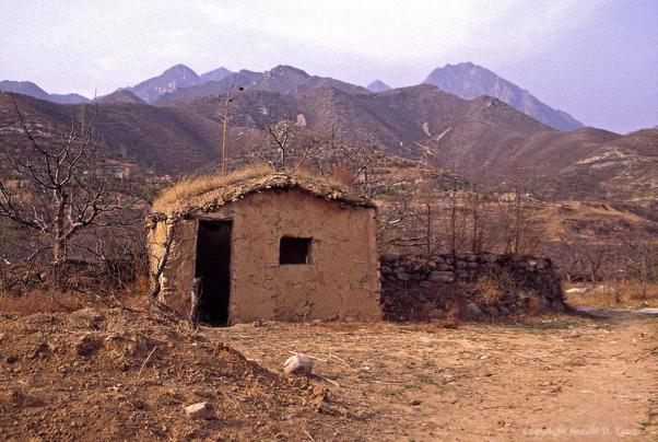 mud hut